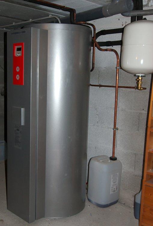 Chaleurterre afficher le sujet chauffe eau solaire viessmann capteur - Chauffe eau thermodynamique viessmann ...
