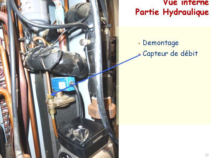 Chaleurterre afficher le sujet fuite d 39 eau sur ma phrt 167 for Capteur de chaleur