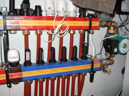 Chaleurterre afficher le sujet daikin alterma 14 kw 120m de pc rehau 1 rad solderman - Reglage nourrice plancher chauffant rehau ...