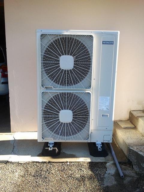 pompe a chaleur yutaki s80