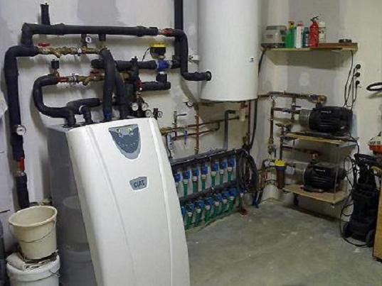 Chaleurterre afficher le sujet ciat eau eau capteur horizontal aur a2 - Forum pompe a chaleur ...