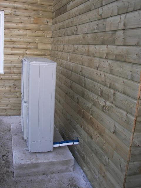 Chaleurterre afficher le sujet daikin air eau 16kw for Vase solaire exterieur